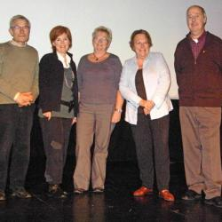 Les auteurs Paris 14 Nov 09