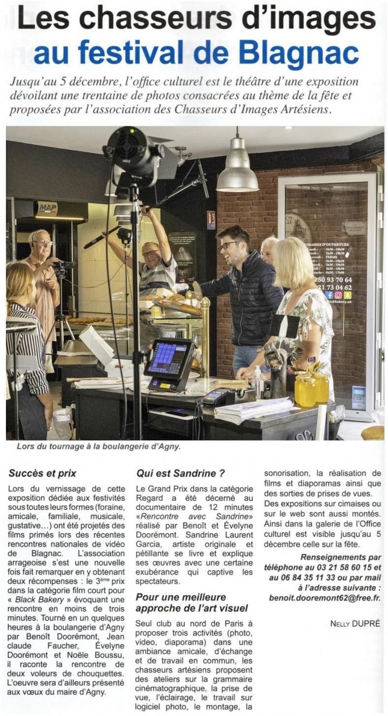 Arras metropole news dec 2020